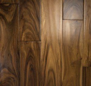 Acacia Prefinished Engineered exotic wood floors