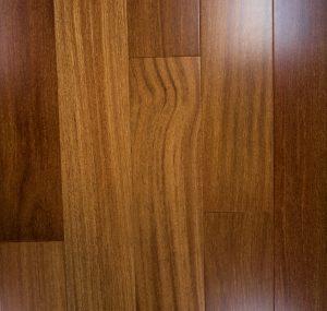 Brazilian Teak Prefinished Engineered exotic wood floors