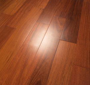 Santos Mahogany Prefinished Engineered exotic wood floors