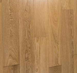 White Oak Prefinished Engineered wood floors 4mm Wear Layer