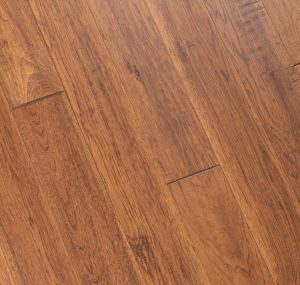 hand scraped hickory heritage prefinished engineered wood floors
