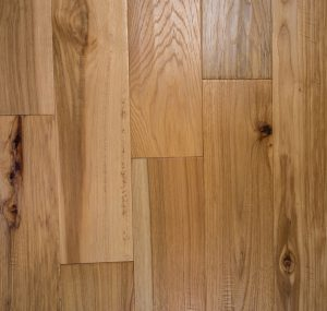 Hand Scraped Hickory Prefinished Engineered 3mm Wear Layer wood floors