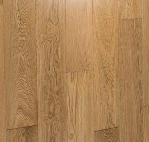 White Oak Prefinished Engineered wood floors 4mm Wear Layer